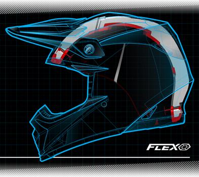 Bell Motocross Moto 9 Helmet