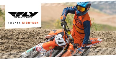 Fly 2018 Motocross Kit Range