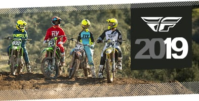 Fly 2019 Motocross Kit Range