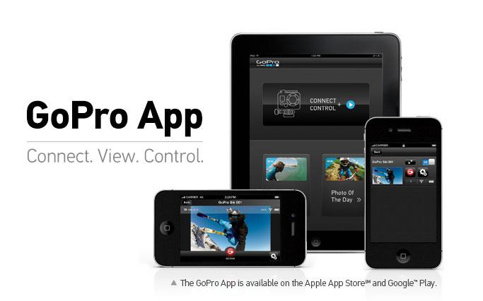 GoPro iPhone App