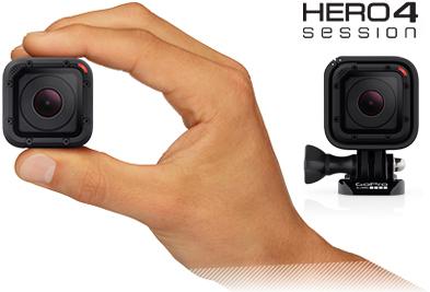GoPro Hero4 Session The Smallest, Lightest GoPro Yet!