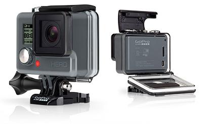GoPro Hero Rugged, Waterproof, All-in-one Design