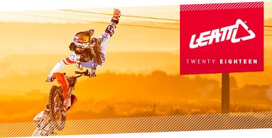 2018 Leatt Motocross MX Kit range