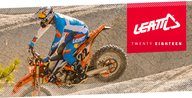 2018 Leatt Motocross MX Kit range