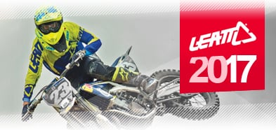 2017 Leatt Motocross MX Kit range