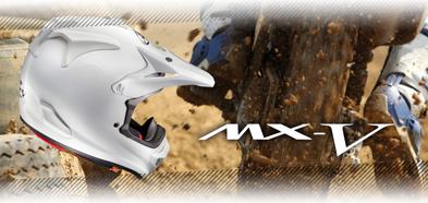 Arai MX-V Motocross Helmet