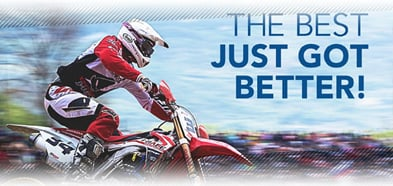 Arai MXV - The Best Just Got Better!