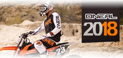 2018 O'Neal Motocross MX Kit range