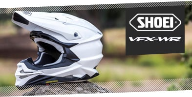 Shoei VFX-WR Helmet Features