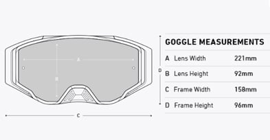Spy Woot Goggle features