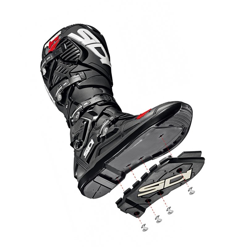 Sidi SRS 3 Sole Diagram