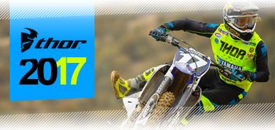 2017 Thor Motocross MX Glove range