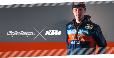 Troy Lee KTM Casual 2018