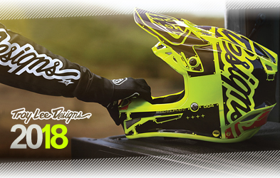 Troy Lee Designs 2018 Motocross Gloves