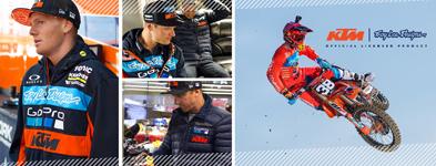 cf22041c07e Troy Lee Designs 2017 Team KTM Snapback Cap