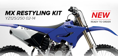 Yamaha YZ 125 250 Restyling Kit