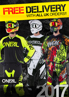 ONeal 2017 Motocross Kit
