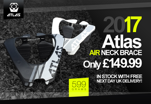 Atlas Air Neck Brace SALE