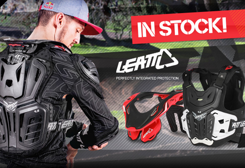 Leatt MX & Enduro Protection Range