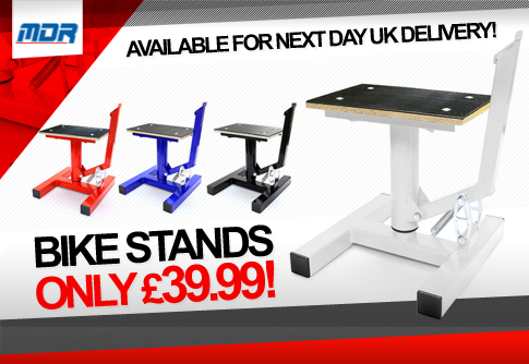 MDR Bike Stand Offer!
