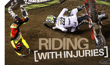 Riding with Injuries