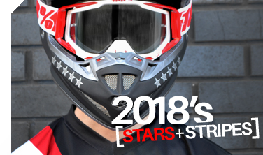 Dirtbikexpress Hot looks for '18 - Show your Stripes