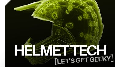 Helmets are getting Geeky!