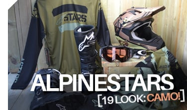 Alpinestars Looks for '19 - Military Appreciation!