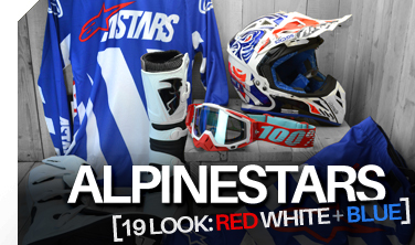 Alpinestars Looks for '19 - RWB