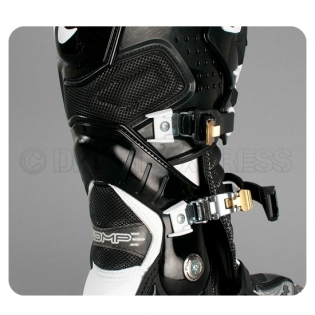 Forma Dominator Comp Motocross Boots - Black Image 2