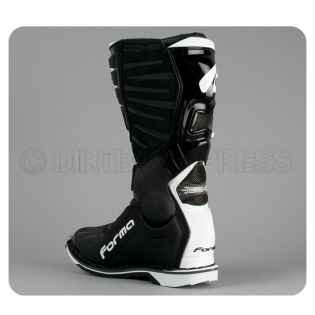 Forma Dominator Comp Motocross Boots - Black Image 3