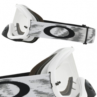 Oakley Crowbar Goggles - Matte White Speed Image 3