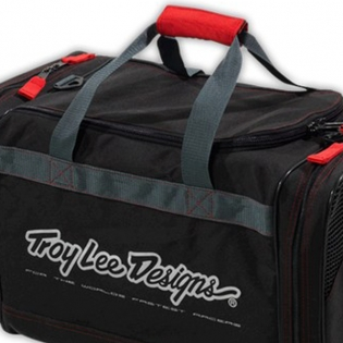 Troy Lee Designs Jet Gear Bag Black Image 2