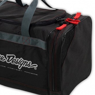 Troy Lee Designs Jet Gear Bag Black Image 4
