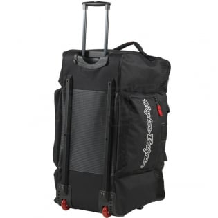 Troy Lee Designs SE Wheeled Gear Bag Black Image 3