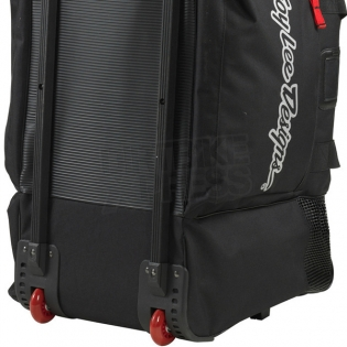 Troy Lee Designs SE Wheeled Gear Bag Black Image 4