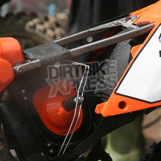Twin Air Motocross Air Box Cover KTM SX SXF EXC EXCF Image 2