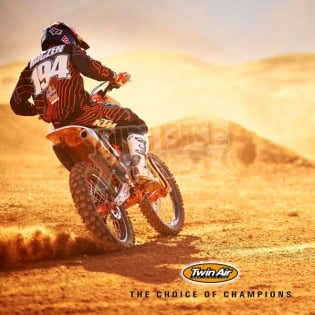 Twin Air Motocross Air Box Cover KTM SX SXF EXC EXCF Image 4