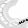 Acerbis X-Brake Front Disc Protector White