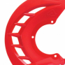 Acerbis X-Brake Front Disc Protector Red
