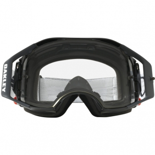 Oakley Airbrake MX Goggles - Jet Black Speed Image 2