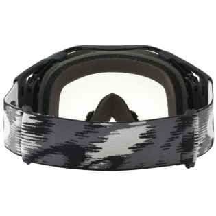 Oakley Airbrake MX Goggles - Jet Black Speed Image 4
