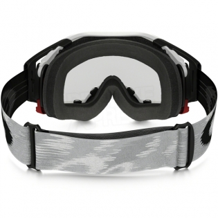 Oakley Airbrake MX Goggles - Matte White Speed Image 4