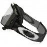 Oakley Airbrake MX Roll Off Goggles - Jet Black Speed
