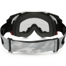 Oakley Airbrake MX Roll Off Goggles - Matte White Speed