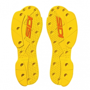 Sidi SMS Replacement Supermoto Soles - Yellow Image 4