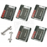 DRC Hardware Brake Pin Set - Kawasaki