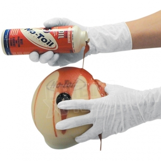 No Toil Latex Gloves Image 3
