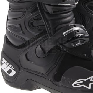 Alpinestars Tech 10 Boots - Black Image 2