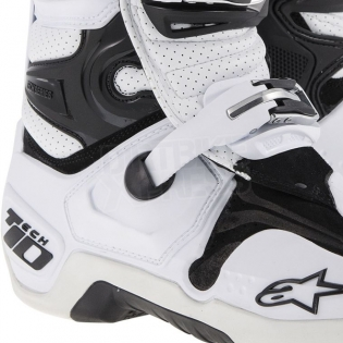 Alpinestars Tech 10 Boots - White Image 2